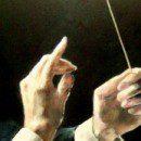 13. Karmester és zenekari próba