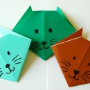 13. Origami arcok
