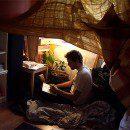 1. Búvóhelyek, kuckók a teremben, szobában