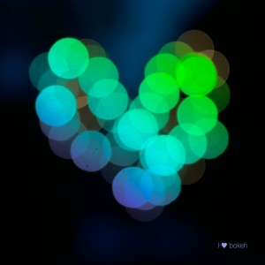 Szív fényekből