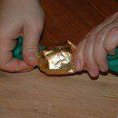 Szaloncukor készítés gyerekekkel