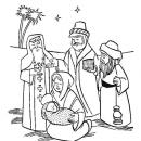 Vízkereszt – Három királyok imádása