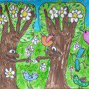3. A fa élete – mímes, mozgásos játék