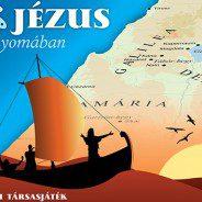 Jézus nyomában – Bibliaismereti társasjáték