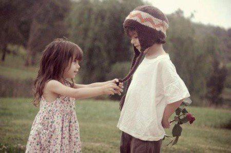 Lány és fiú