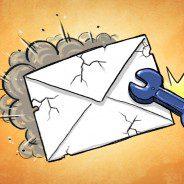E-mail cím probléma!