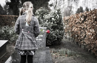 Gyerekek gyásza