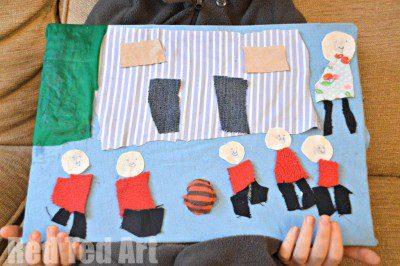 Textilkép