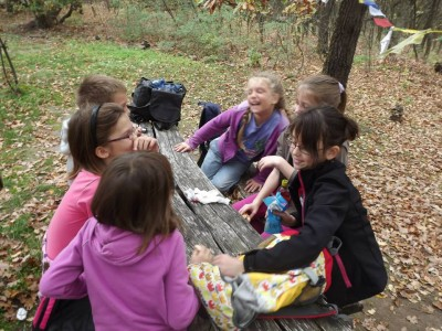 Őszi tábor a Balatoni Múzeumban