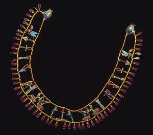 Egyiptomi nyaklánc