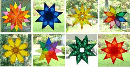 Napsütötte csillagok