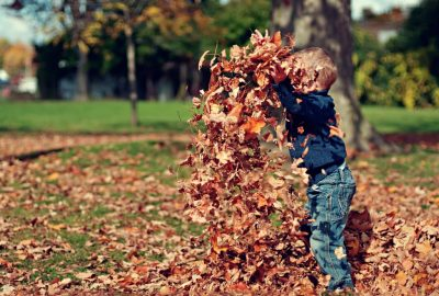 Gyerek avarban