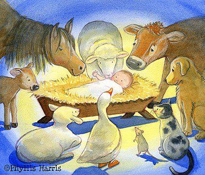 Betlehemi állatok