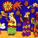 16. Hogyan köszöntünk? – A napkeleti bölcsek – karácsony ünnepe – óraterv