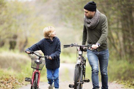 Apa és fia