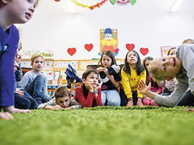Boldog gyerekek