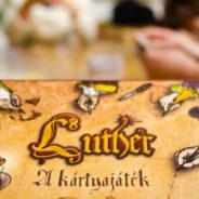 """Luther – A kártyajáték"""