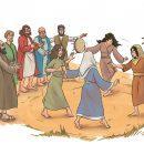 09. Ha Isten velünk, kicsoda ellenünk? – Mózes és Luther éneke – óraterv