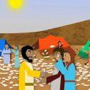 10. Hogyan tovább? – Úton az ígéret földje felé: a pusztai vándorlás – óraterv