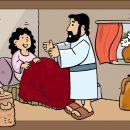 21. Miért sírtok? – Jairus lányának feltámasztása – óraterv