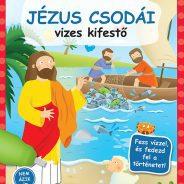 Vizes kifestők a teremtésről és Jézus csodáiról