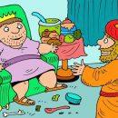 Éhúd, a balkezes 1 – Logikai, nyelv- és hangpróbák