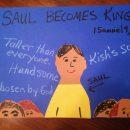 10. Ki legyen a királyunk? – Saul, az első király – óraterv