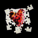 Szív puzzle