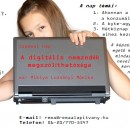 A digitális nemzedék megszólíthatósága