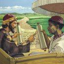 36. Mi akadálya, hogy megkeresztelkedjem? – Az etióp kincstárnok – óraterv
