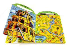 Bibliai labirintus-könyvem