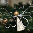 17. Egyszerű karácsonyfadíszek, dekorok