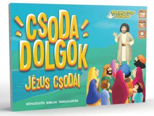 Csodadolgok – Jézus csodái